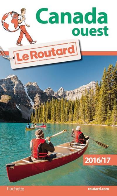 Image accompagnant le produit Guide du Routard Canada Ouest