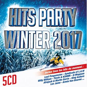 Hits party winter 2017 coffret lost frequencies willy william cd album achat prix fnac - Coffret coloriage cars leclerc ...
