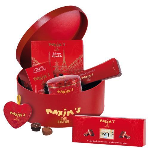 Coffret Maxims Carrousel pour 36€