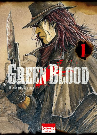green blood tome 1 green blood masasumi kakizaki broch achat livre achat prix fnac. Black Bedroom Furniture Sets. Home Design Ideas