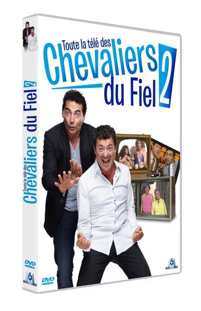 [MULTI] Les Chevaliers du fiel - Toute la télé des Chevaliers du Fiel 2 [DVDRiP]  [FRENCH]