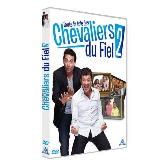 Toute la télé des Chevaliers du Fiel Volume 2 - DVD