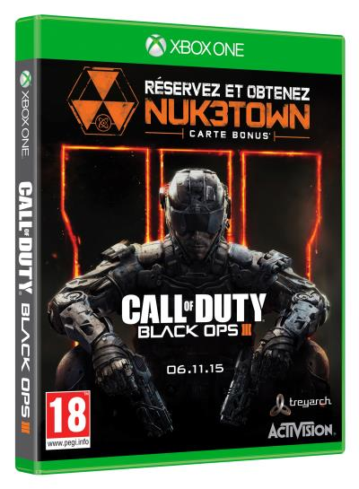 Call of Duty Black Ops 3 Xbox One - Xbox One