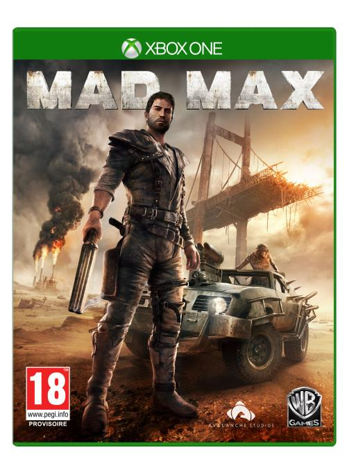 Mad Max Xbox One - Xbox One