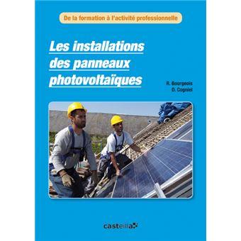 Les installations de panneaux photovolta ques broch ren bourgeois deni - Les installations photovoltaiques ...