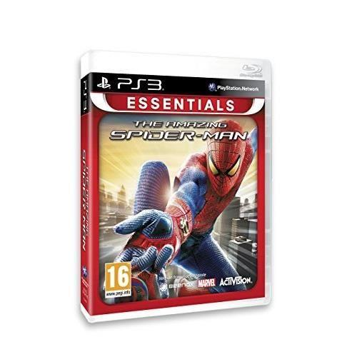 The Amazing Spider-Man Essentials PS3 - PlayStation 3