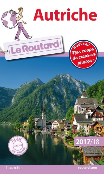 Image accompagnant le produit Guide du Routard Autriche
