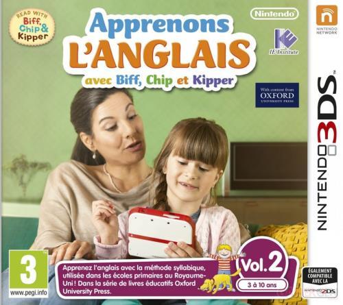 Apprenons l'anglais avec Kipper vol 2 - Nintendo 3DS
