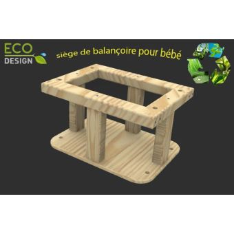 fabrication d 39 un si ge de balan oire pour b b en bois eco conception epub sebastien fallet. Black Bedroom Furniture Sets. Home Design Ideas