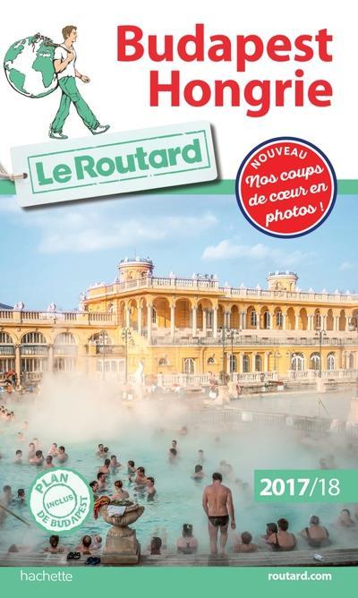 Image accompagnant le produit Guide du Routard Budapest, Hongrie