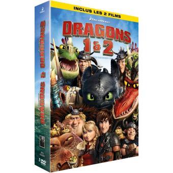 Coffret dragons 2 films dvd dvd zone 2 dean deblois chris sanders jay baruchel cate - Coffret coloriage cars leclerc ...