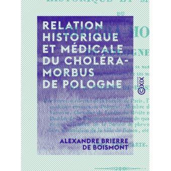 Relation historique et m dicale du chol ra morbus de for Alexandre jardin epub
