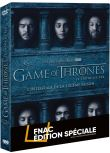 Game of Thrones Saison 6 Edition spéciale Fnac DVD