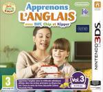 Apprenons l'anglais avec Kipper vol 3 - Nintendo 3DS