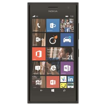 nokia lumia 735 noir 8 go smartphone sous windows