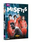 Misfits - Saison 1 (DVD)