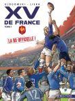 La BD officielle du XV de France