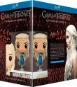 Game of Thrones (Le Trône de Fer) - L'intégrale des saisons 1 à 4 (Blu-Ray)