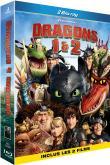Dragons 1 et 2 Coffret 2 Blu-Ray (Blu-Ray)