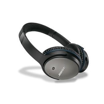 casque r duction de bruit bose quietcomfort 25 noir pour android casque audio achat prix. Black Bedroom Furniture Sets. Home Design Ideas