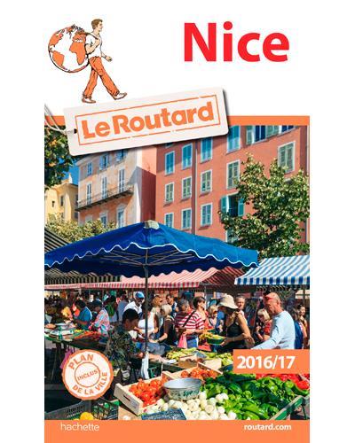 Image accompagnant le produit Guide du Routard Nice