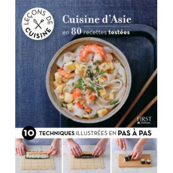 Cuisine asiatique broch collectif achat livre ou - Livre cuisine asiatique ...