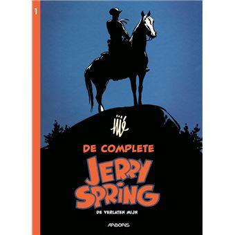 Jerry Spring integraal 1: de verlaten mijn (luxe)