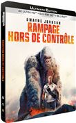 Rampage - Hors de contrôle - Ultimate Edition - 4K Ultra HD + Blu-ray 3D + Blu-ray + Copie Digi...