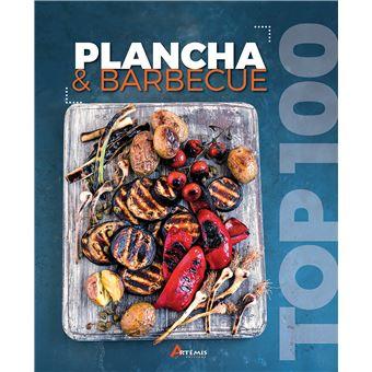 100 recettes illustrées à cuisiner à la plancha ou au barbecue.