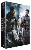 Ridley Scott : Exodus : Gods and Kings + Gladiator - Edition limitée (DVD)
