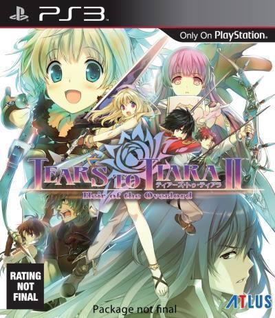 Tears To Tiara 2 PS3 - PlayStation 3