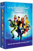 La Ligue des justiciers : Nouvelle génération Coffret de la Saison 1 - DVD ANNULATION (DVD)