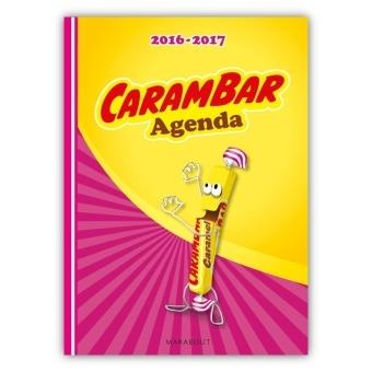 Agenda scolaire 2016 2017 carambar broch collectif for Agenda moleskine 2016 2017