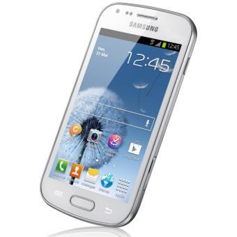 Samsung Galaxy Trend s Blanc a w