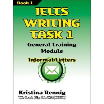 IELTS Writing Task 1 Informal Letters