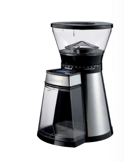 Broyeur à café Cuisinart DBM18E pour 114€