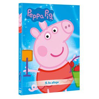 Peppa pig peppa pig volume 10 a la plage dvd coffret dvd - Peppa cochon a la plage ...