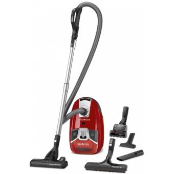aspirateur rowenta silence force compact 4a ro6383ea 750w rouge achat prix fnac. Black Bedroom Furniture Sets. Home Design Ideas