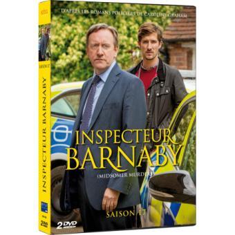 Inspecteur Barnaby Inspecteur Barnaby Saison 17 DVD - Coffret DVD - DVD Zone 2 - Nick Laughland ...