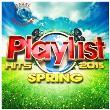 Compilation-Playlist hits : Spring 2015 - 3 CD Digipack