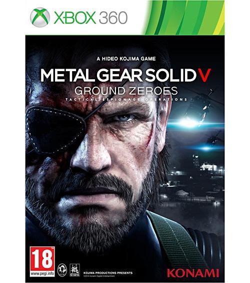 Metal Gear Solid 5 Ground Zeroes Xbox 360 - Xbox 360