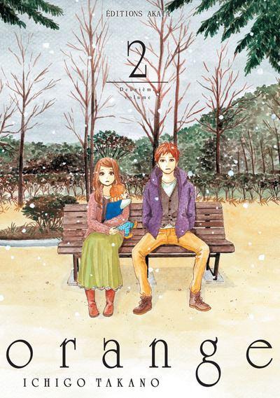 """Résultat de recherche d'images pour """"orange t2 manga"""""""