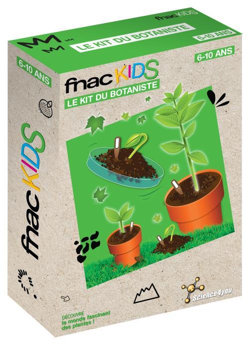 Fnac.com : Le kit du botaniste Science4you - Jeux scientifiques. Achat et vente de jouets, jeux de société, produits de puériculture. Découvrez les Univers Playmobil, Légo, FisherPrice, Vtech ainsi que les grandes marques de puériculture : Chicco, Bébé Co