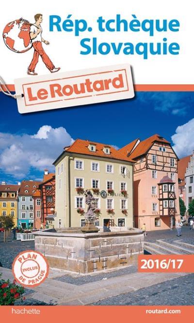Image accompagnant le produit Guide du Routard République Tchèque et Slovaquie