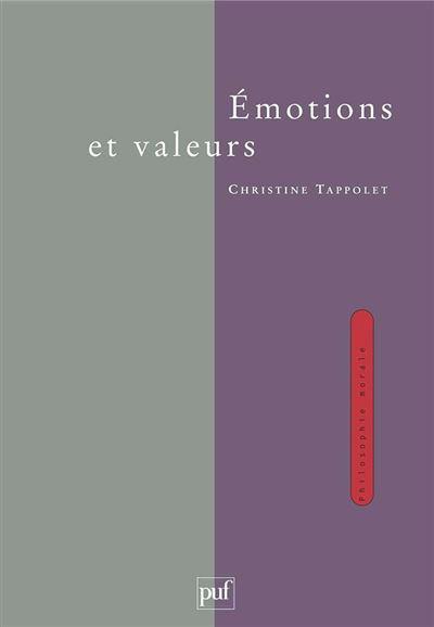 Emotions et valeurs