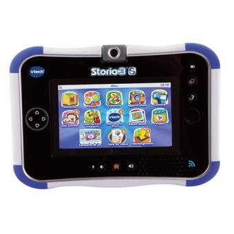 tablette tactile enfant storio 3 wifi vtech bleue tablettes educatives achat prix fnac. Black Bedroom Furniture Sets. Home Design Ideas