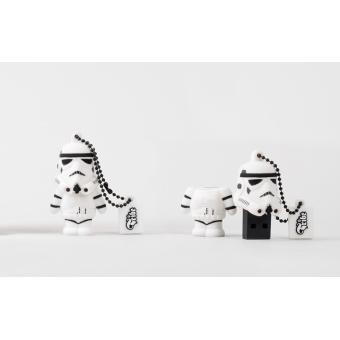 star wars cl usb 8 go stormtrooper cl usb achat. Black Bedroom Furniture Sets. Home Design Ideas