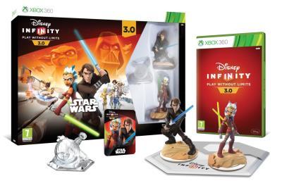 Pack de démarrage Disney Infinity 3.0 Star Wars Xbox 360 - Xbox 360