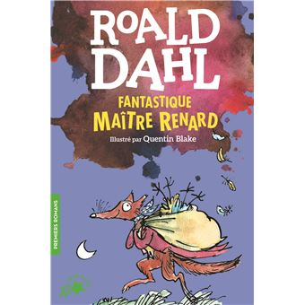Fantastique ma tre renard poche roald dahl livre - Coup de gigot roald dahl texte integral ...