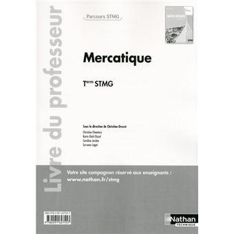 Mercatique Term STMG
